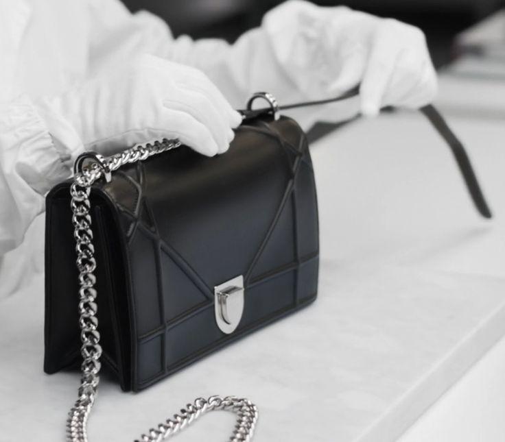 Dior's Diorama bag