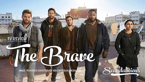 Why Romance Readers Should Be Watching The Brave   Scandalicious