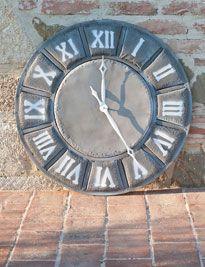 Orologio in ferro