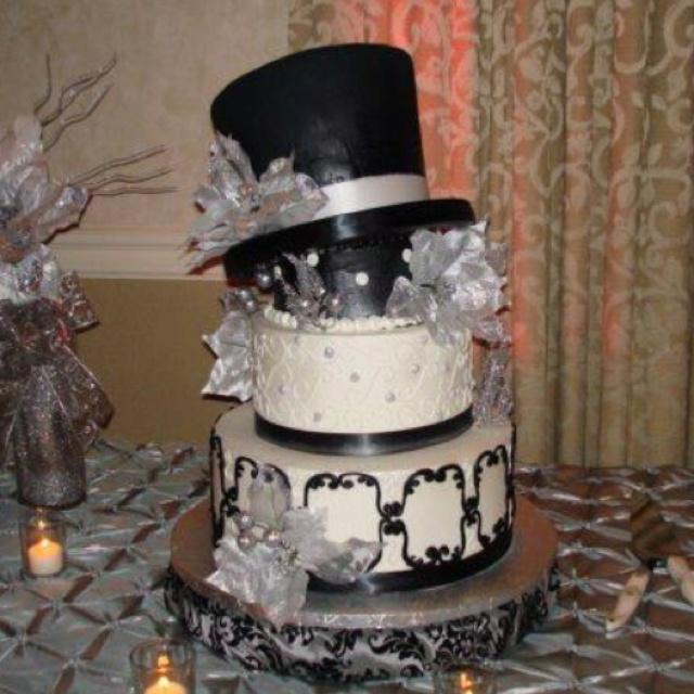 Beautiful Wedding Cake For A Celebration Wedding Cakes For New