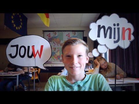 Wanneer schrijf je 'jou' en wanneer 'jouw'? Muziek: Racoon // tekst: Katinka Polderman // video: Mascha Halberstad en Sverre Fredriksen Meer Snapjes èn alle ...