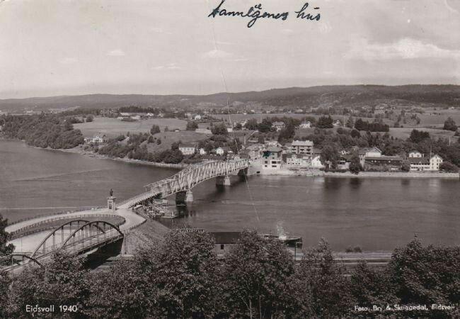 Eidsvoll 1940 Bry og Skuggedal