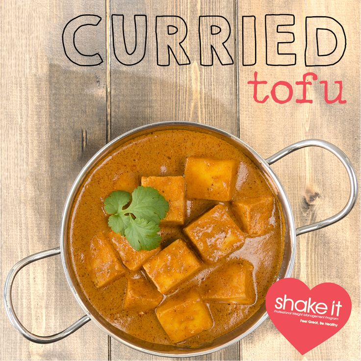 The Shake It Weight Management Program caters for all dietary requirements. If you're vego, vegan, or just want to try something new, why not give this Curried Tofu recipe a go!   http://www.shake-it.com.au/Shake-it-Lunch-Dinner-Curried-Tofu.html