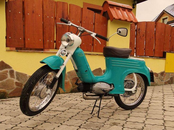 Jawa 50 / 555 Pionyr
