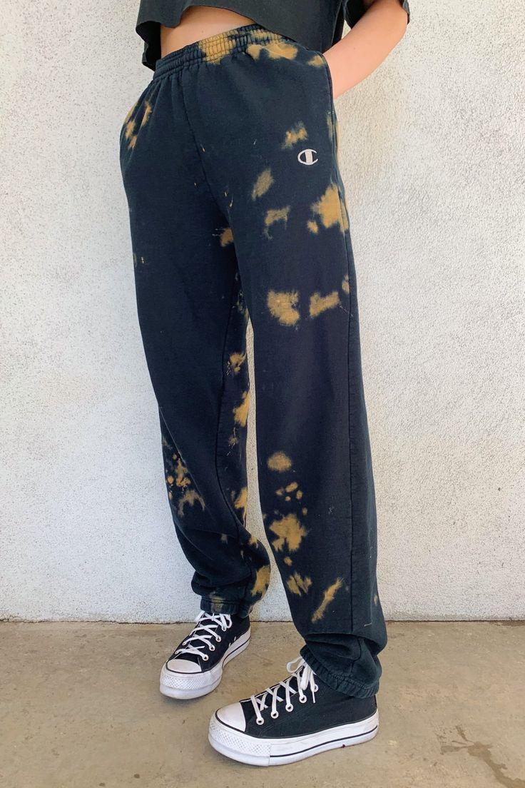 Knox vintage tie dye sweatpants rebelflow cute