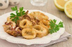 Calamari+al+forno+tenerissimi+e+gustosi