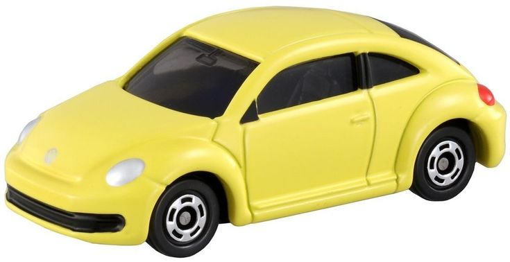Takara Tomy Tomica Series No.33 Volkswagen The Beetle Japan #TAKARATOMY