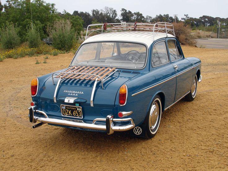 VW 1500 Notchback