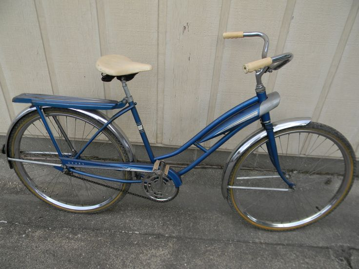 1960 S Sears Girls 26 Inch Bicycle In Eagle S Garage Sale