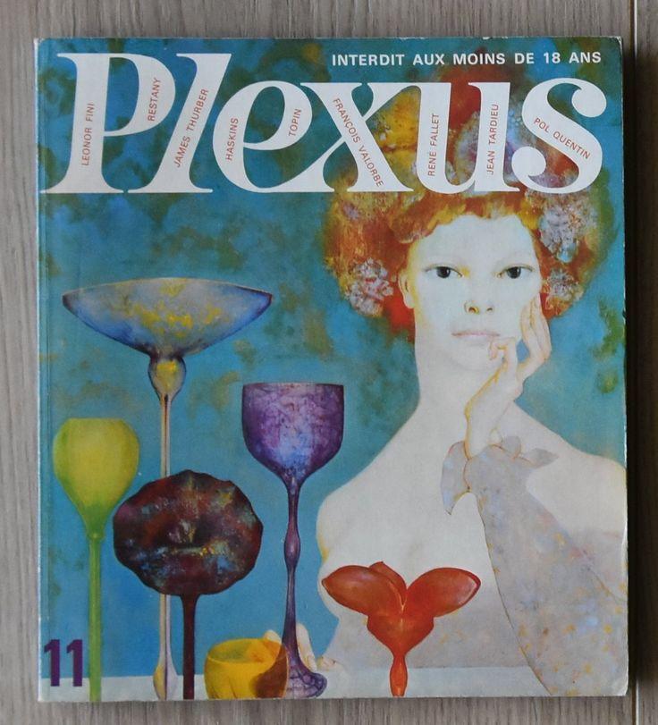 Plexus # LEONOR FINI & SAM HASKINS # 1967, nm