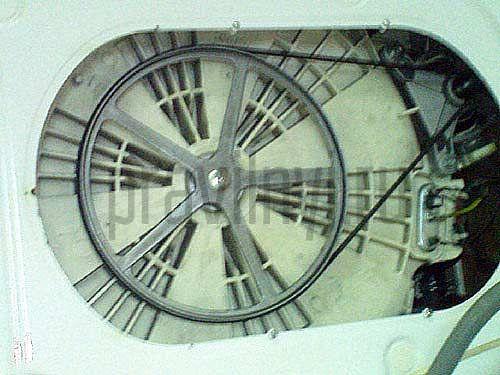 как разобрать стиральную машину Indesit WISL 86