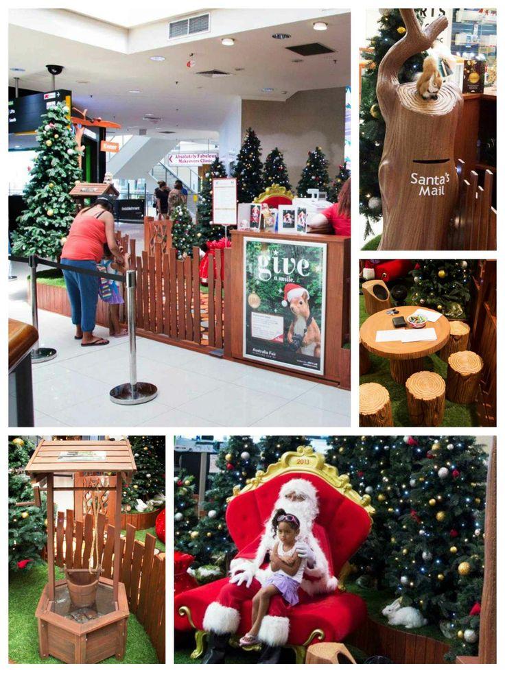Australia Fair Shopping Centre Christmas Decoration