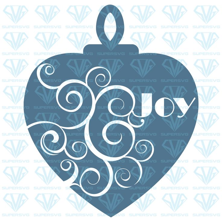 Download JOY BAUBLE SVG Files For Silhouette, Files For Cricut, SVG ...