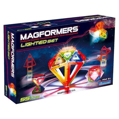 Build Brighter With Magformers Light Show #GiftGuide