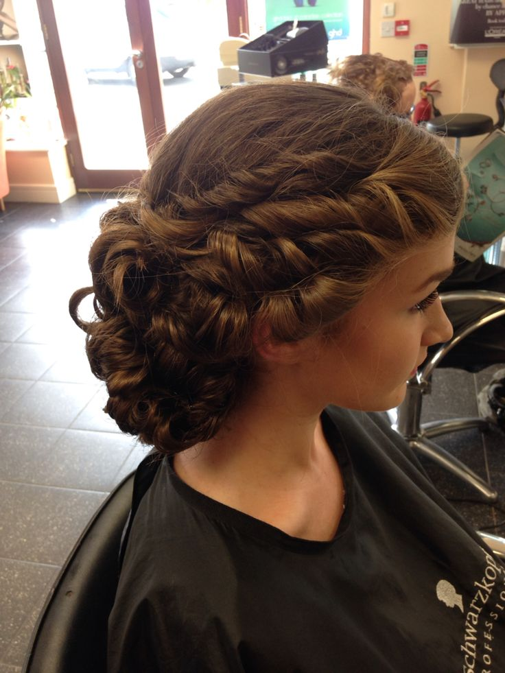 Downtown abbey inspired hair