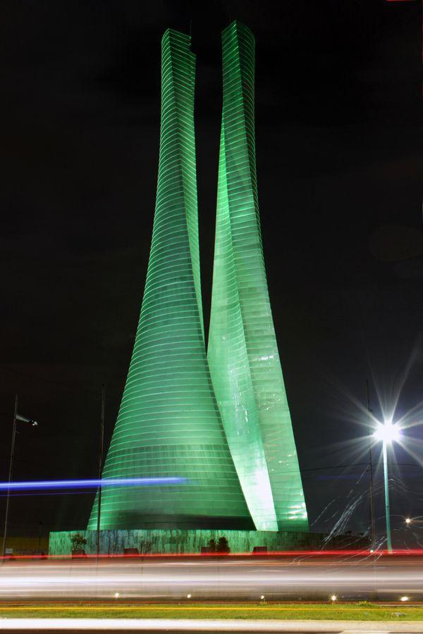 Torres Bicentenario - Toluca, Mexico