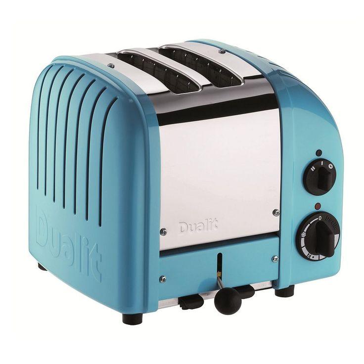 Dualit Classic 2-Slice Toaster, Blue