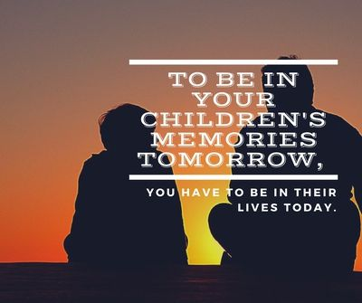 A collection of absent father quotes, that will teach a how to be a better parent. Read and share this quotes with fathers who may have been neglecting their child before he is too late.