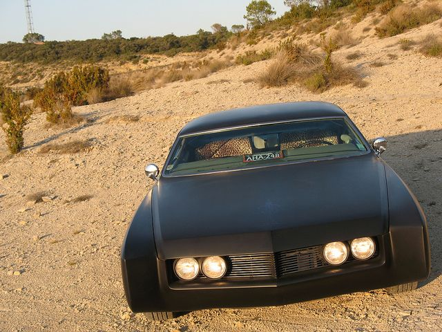 The French Riviera : Car Feature : 1966 Buick Riviera GS