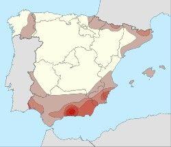 http://www.oei.es/divulgacioncientifica/noticias_774.htm Mapa de peligrosidad sísmica de España.