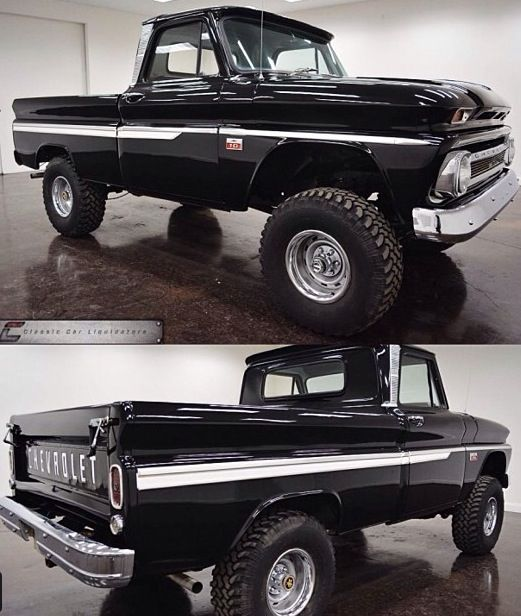 What do you think of a lifted C10? I think I prefer lowered. I need this to pull my horse trailer!!!