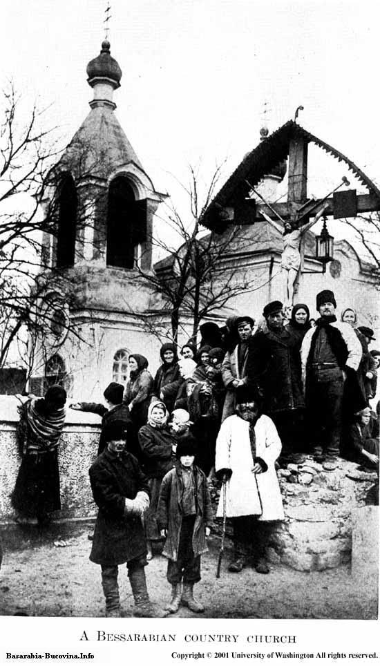 14 Charles Upson Clark Bessarabia - Basarabia Biserica Ortodoxa 1927