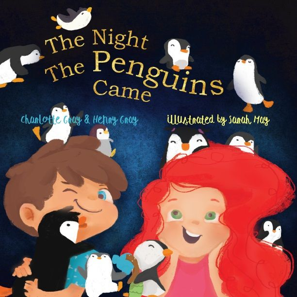 Children's Book: The Night the Penguins Came