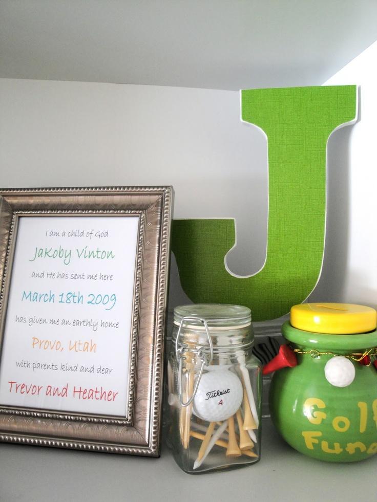 golf theme kids room. 61 best Golf room ideas images on Pinterest   Golf room  Boy rooms