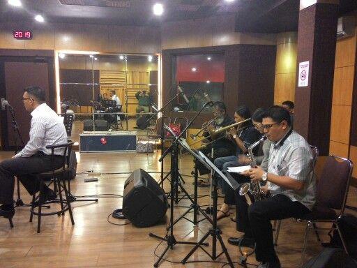 jtc concert 2014 - brass rehearsal