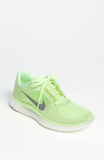 $100.00 Size 10- I need some new running shoes Nike 'Free Run 3' Running Shoe (Women)   Nordstrom