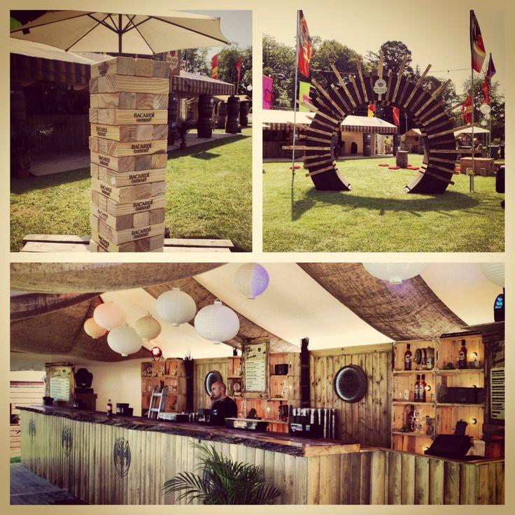 Longitude Festival #festival #irishfestival #event #bar #bacardi