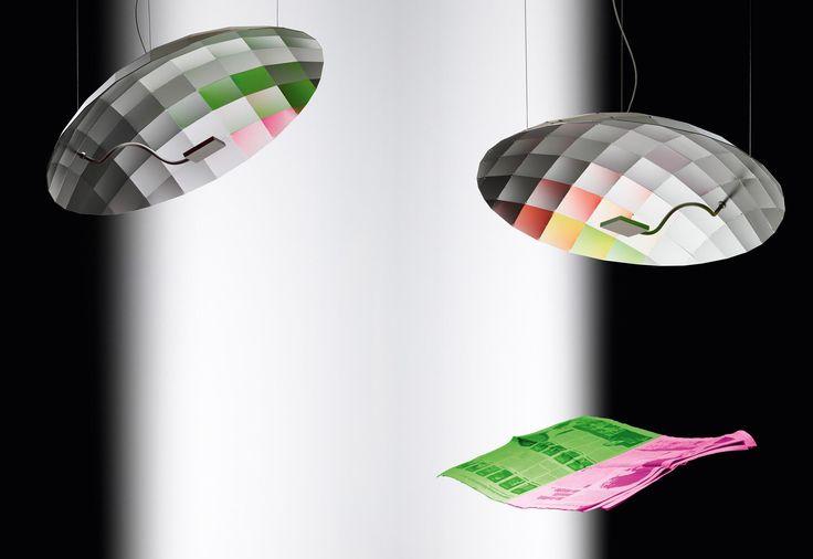 Ingo Maurer Lunatic LED Pendant Lamp