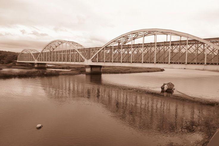 Railway Bridge (Caminha)