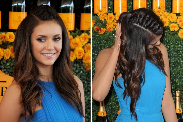 40 Holiday Hair Ideas You Can Wear to ANY Party