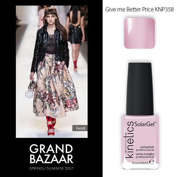 Kinetics Nails Grand Bazaar #nailpolish