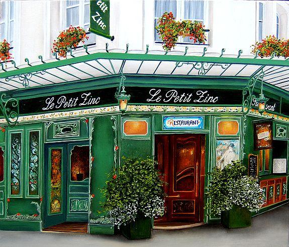 Le Petit Zinc - Paris