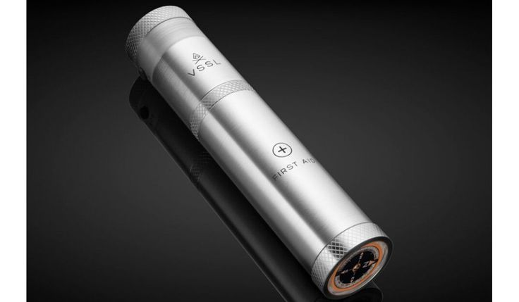 A Flashlight Filled with Survival Supplies Instead of Batteries