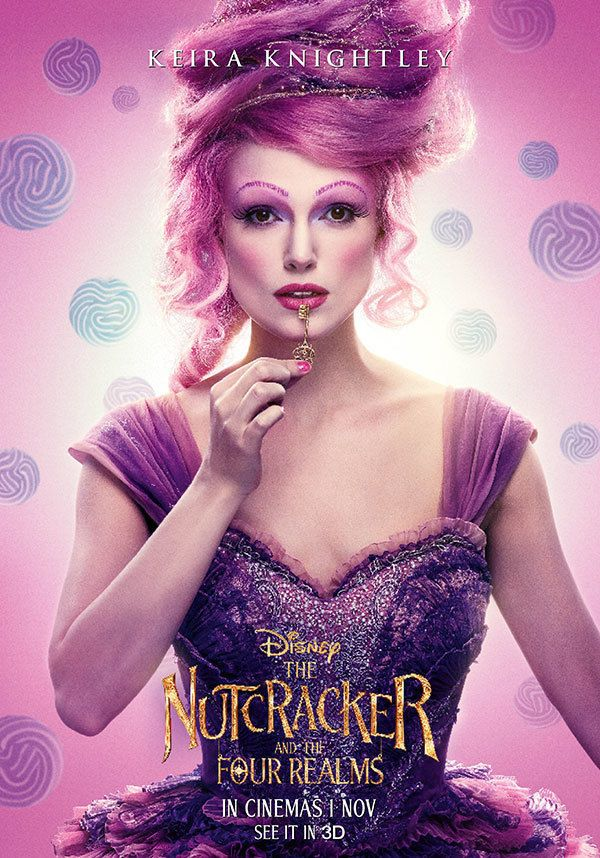 The Nutcracker and the Four Realms - Keira Knightley  d7fa75fab420