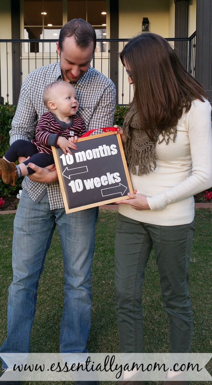 17 Best ideas about Second Child Announcement – Ways to Announce a Second Baby