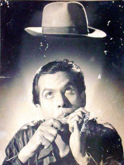 (1956) Johny Walker in Raj Khosla's film 'C.I.D.'; produced by Guru Dutt. Film History Pics (@FilmHistoryPic) on Twitter