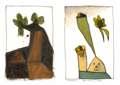 Green Thoughts – 14 Bells Fine Art Gallery