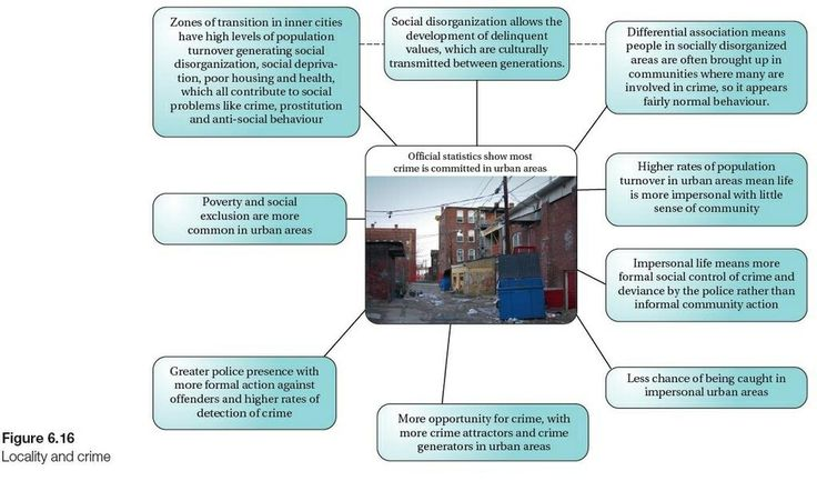 sociology ethnicity and crime Explanations for patterns of crime: ethnicity opportunities for criminal behaviour   young blacks have higher levels of unemployment than whites which may.