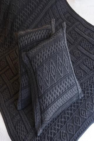 Luxury Plated Throw