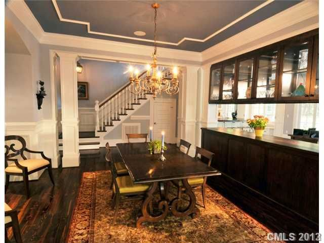 26 Best Tres Ceiling Dining Room Images On Pinterest
