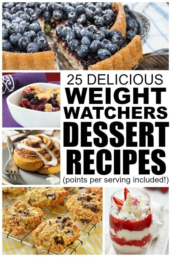 Trying to lose weight, but can't stand the idea of living a life without dessert? NO WORRIES! This collection of 25 weight watchers recipes with points is filled with dessert recipes that will satisfy your craving without ruining your diet. I've included the number of weight watchers points/pointsplus per serving for all 25 of these dessert recipes, and I really hope this collection of dessert ideas helps on your quest for a healthier (and skinnier!) 2015!