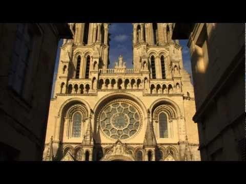 La très belle cathédrale de LAON en FRANCE - YouTube