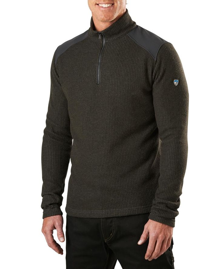 Kühl Clothing: Rival™ ¼ Zip Sweater