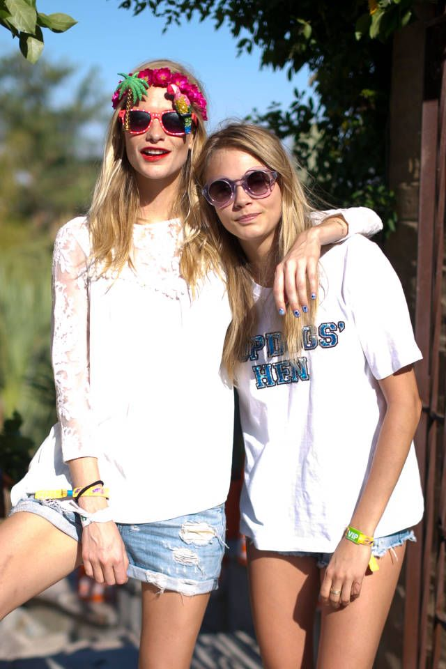 Guess which major retail store is launching a Coachella-themed collection on March 26: