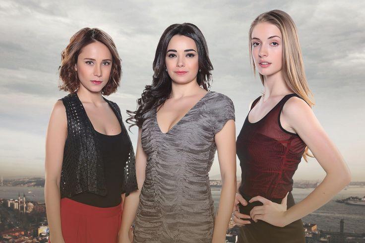Deniz, Narin and Irmak #badnaseeb #urduone #turkish
