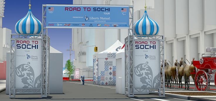 U.S. Olympic Committee presents Road to Sochi Tour February 1st and 2nd!